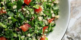 Salata Taboule cu quinoa