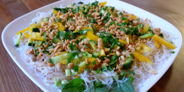 Salata de fasole mung