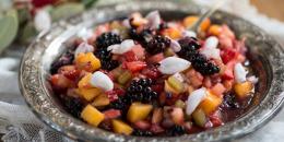 Salsa de fructe