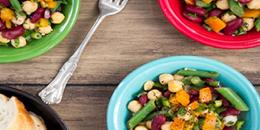 Salata proaspata de legume
