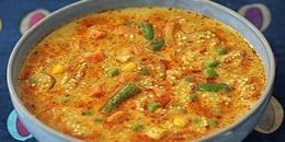 Supa vegetala cu quinoa