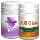 Curcuma + Rheumato 100 + 100 cps