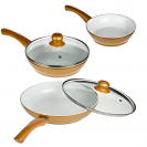 Cerafit - Set 3 Tigai Ceramice Antiaderente
