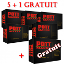 POTT MAXX 5 + 1 Gratuit