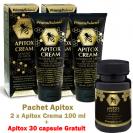 Apitox Crema 2 + 1 Apitox Capsule Gratuit
