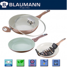 Tigaie Ceramica - Set 3 buc Copper Line