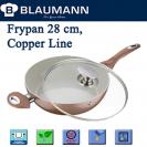Tigaie Ceramica Copper Line 28cm