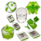 Salad Chef Smart + Centrifuga+ Cutite extra - Kit Complet