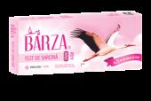 Test de sarcina Barza Stilou