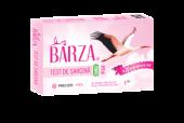 Test de sarcina Barza Banda