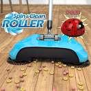 Spin & Clean Roller - matura cu 3 perii rotative