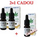 Oncoforte CBD ULTRA Basic 3% - 2+1 Cadou