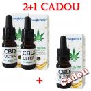 Oncoforte CBD ULTRA Basic 5% - 2+1 Cadou