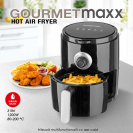 GourmetMaxx Hot Air Fryer Original
