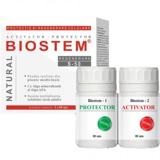 Biostem prostata proprietati pretul