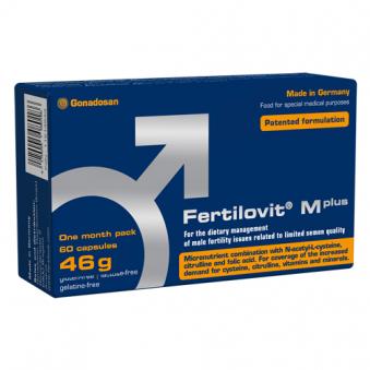 Fertilovit M Plus 60 cps
