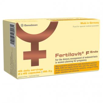 Fertilovit F Endo 90 cps