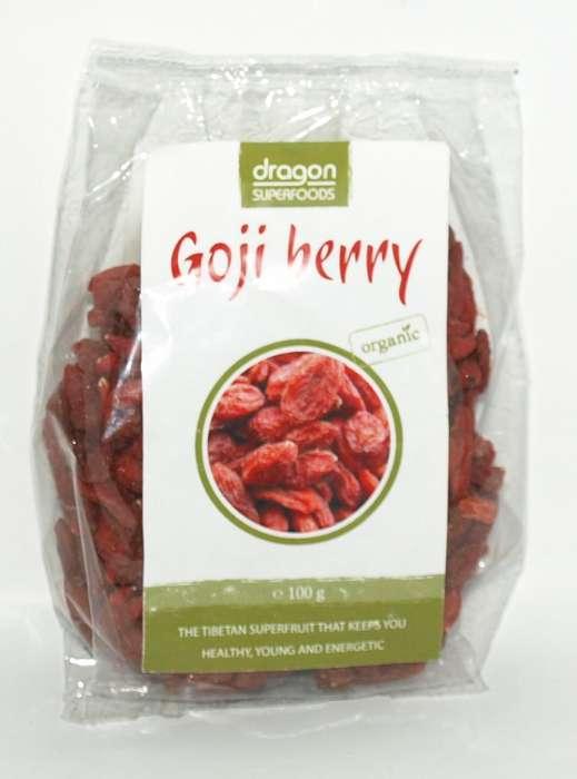 Goji Berry Raw Bio Organic