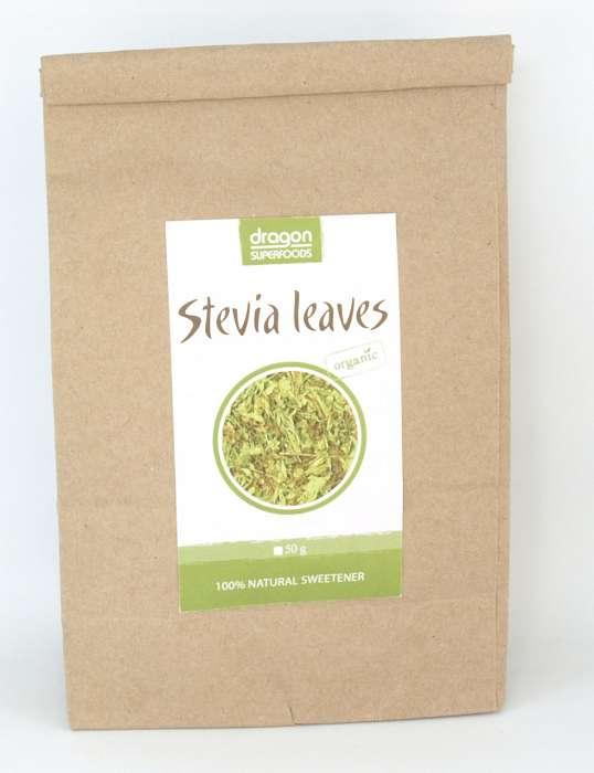 Frunze de Stevia (Indulcitor natural) Bio