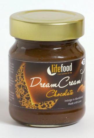 Crema Raw Dream Cream cu Ciocolata Luxurious Bio