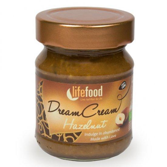 Crema Raw Dream Cream cu Alune de padure Luxourious Bio