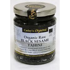 Pasta de Tahini din susan negru Raw Bio