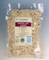 Quinoa cu alge marine Bio