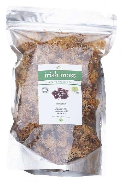 Alge Irish Moss Raw Bio