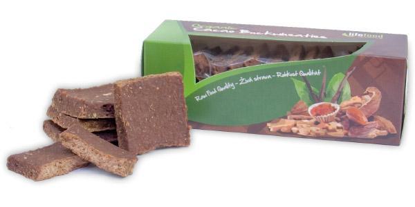 Desert din Hrisca Germinata si Cacao Raw Bio