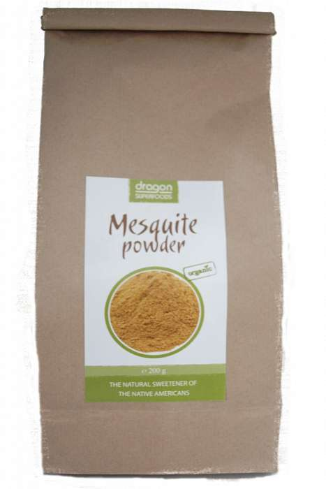 Mesquite pulbere Bio