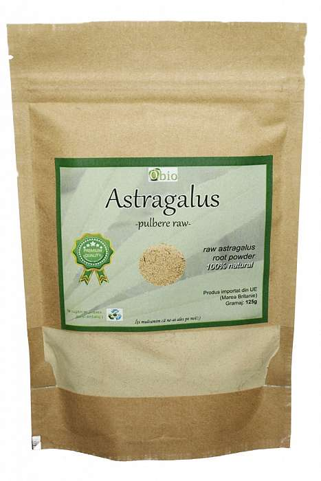 Astragalus Pulbere Raw