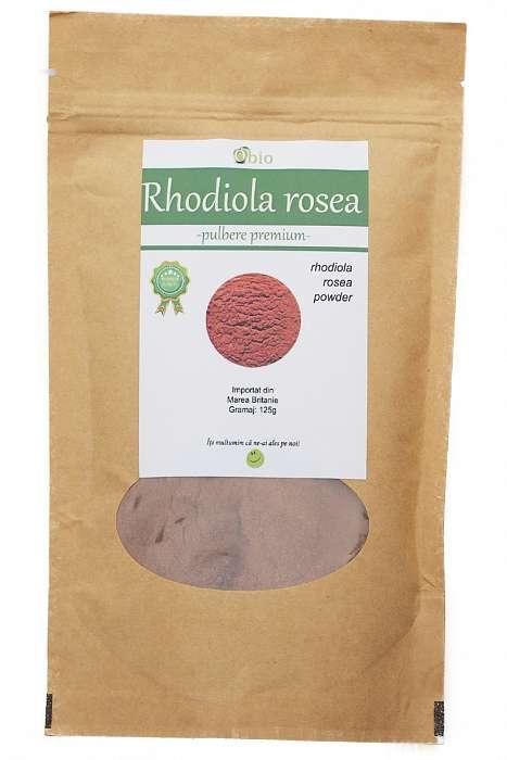 Rhodiola Rosea Pulbere Raw
