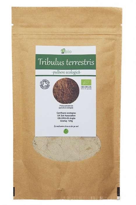 Tribulus Terrestris Pulbere Bio