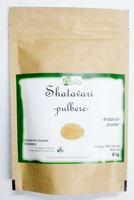 Shatavari Pulbere