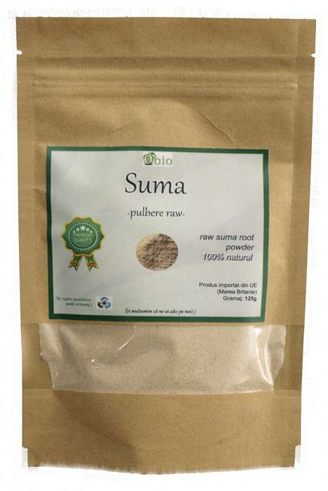 Suma Root Pulbere