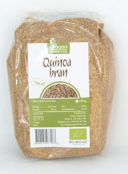 Tarate de Quinoa Bio
