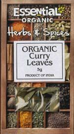 Frunze de Curry Bio