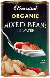 Mix 4 Boabe la conserva Bio