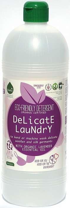 Detergent bio pentru rufe delicate