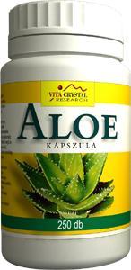 Aloe 250 cps