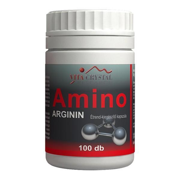 Amino Arginin 100 cps