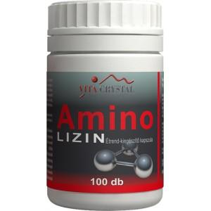 Amino Lizin 250 cps