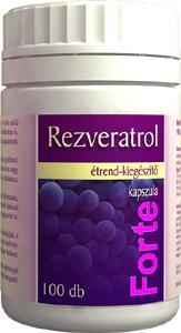 Resveratrol Forte 100 cps