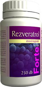 Resveratrol Forte 250 cps