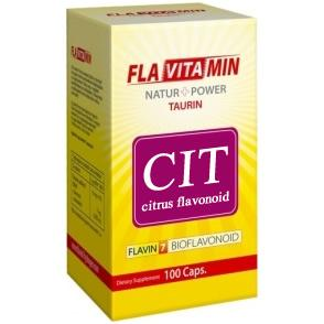 Flavonoide Citrice cu Taurina