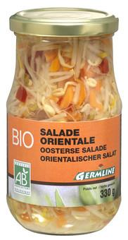 Salata orientala din germeni Bio