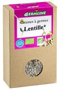 Linte verde pentru germinat Bio