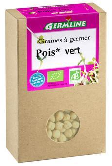 Mazare verde pentru germinat Bio