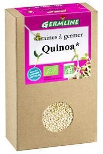 Quinoa alba pentru germinat Bio