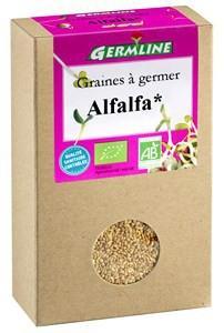 Seminte de alfalfa pentru germinat Bio